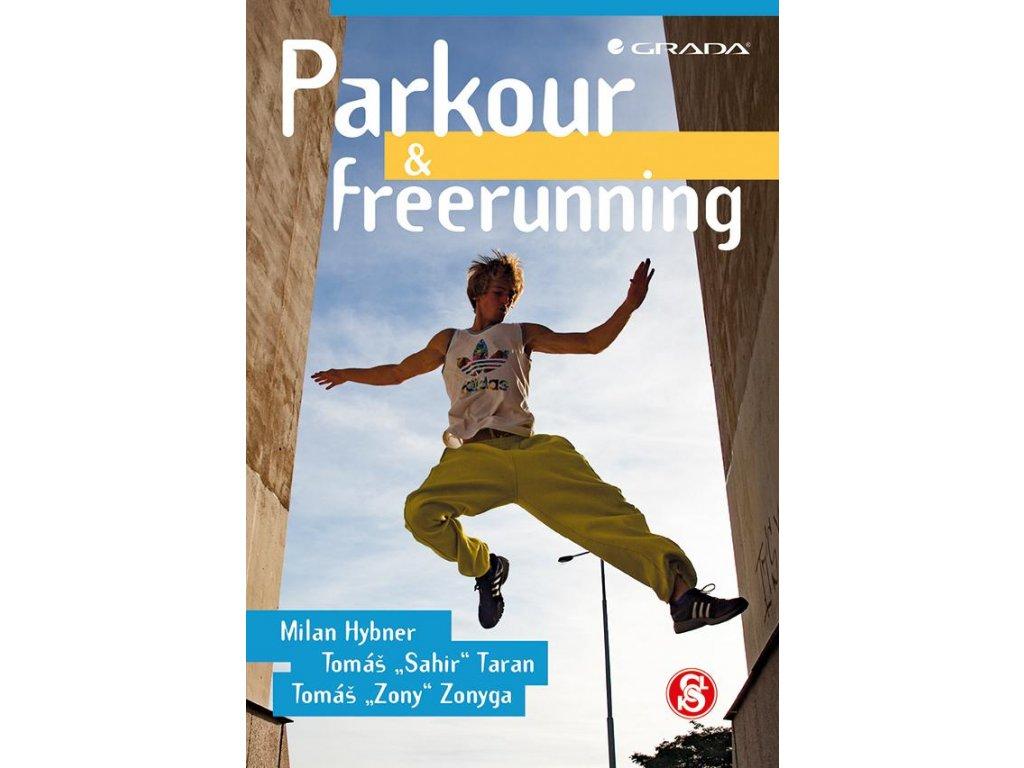 kniha parkour freerunning grada 1 1497373946