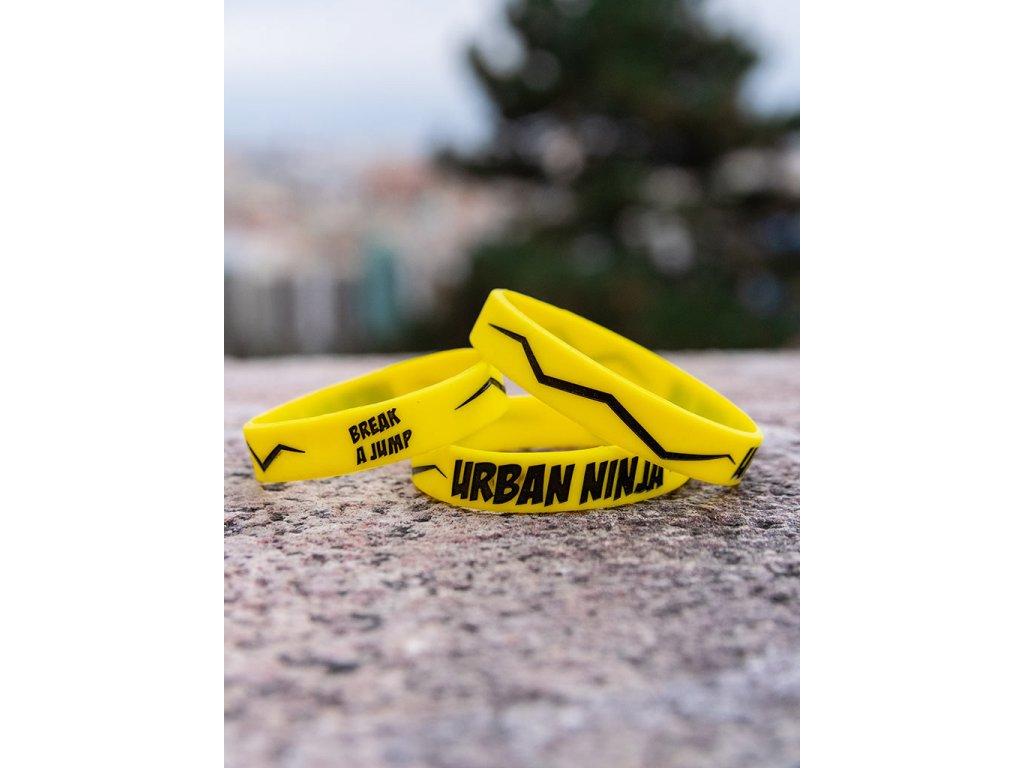 urban ninja naramek break a jump zluty 1 1505072271