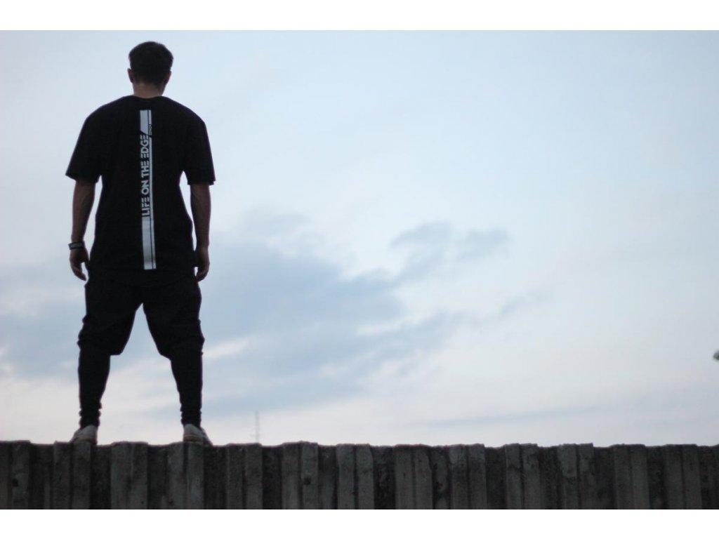 Parkourové triko Zerker Life On The Edge