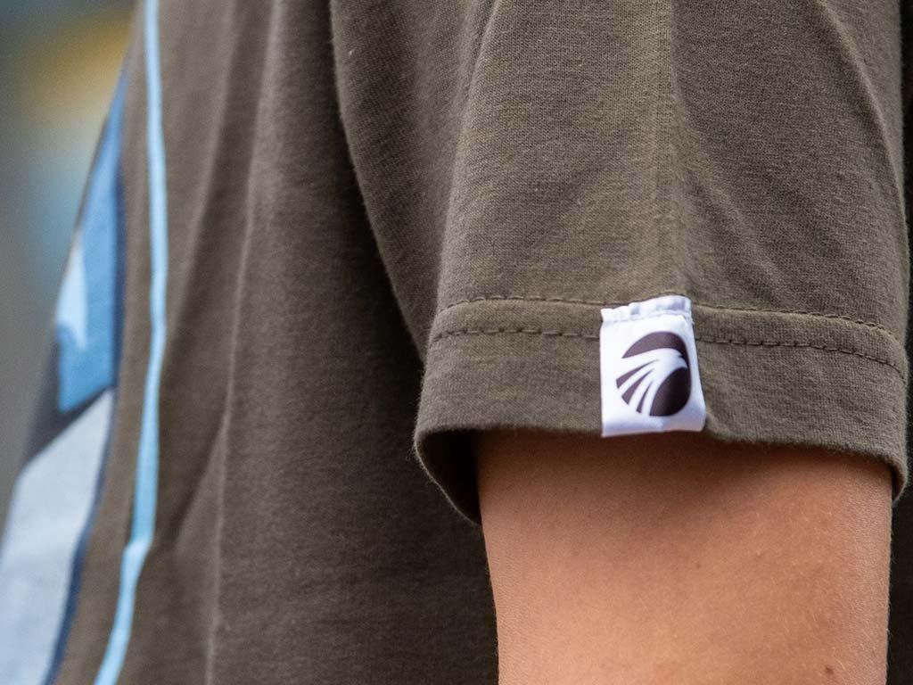 Parkourové triko Freedom zelené