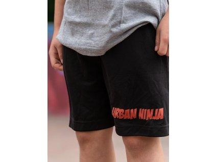 Kraťasy nápis Urban Ninja