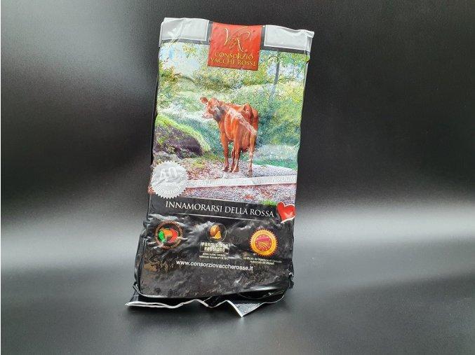Z mléka plemene ČERVENÝCH KRAV 40 měsíců Vacche Rosse 0,5 kg