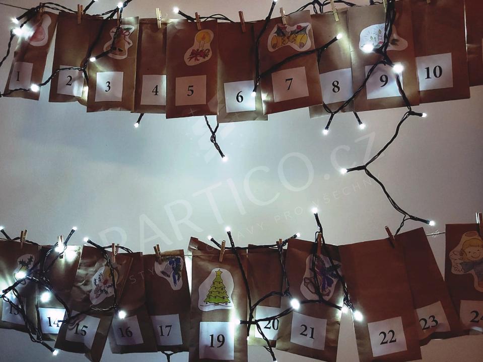 Jak si vyrobit adventní kalendář?