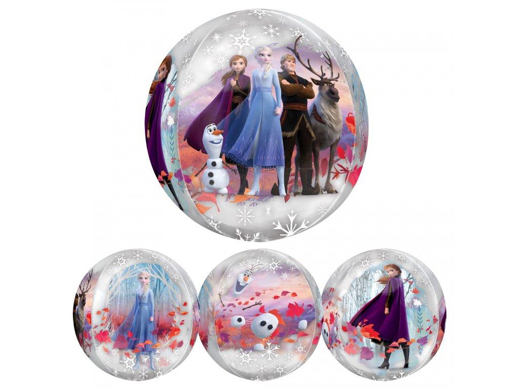 foliova bublina frozen 2 40cm 4039101 01
