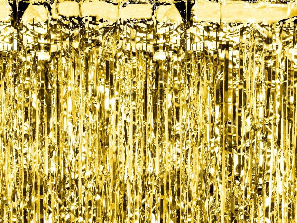 party zaves zlaty 90x250cm CRT 019 01