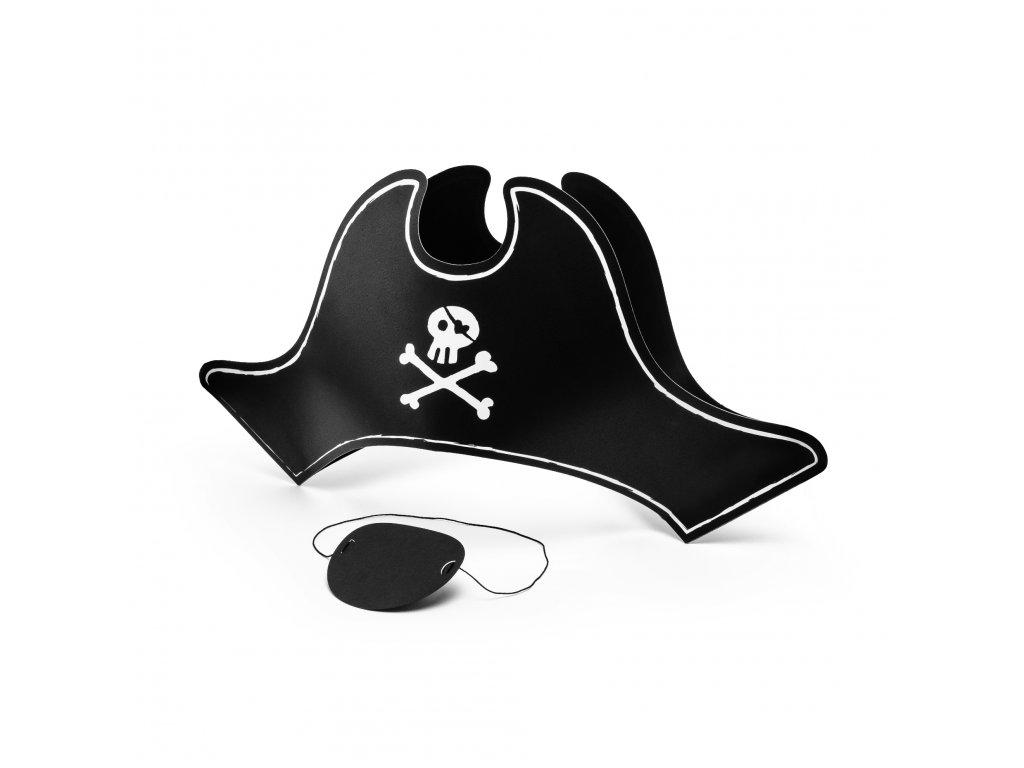 fotorekvizity piratsky klobouk oko CPP17 01