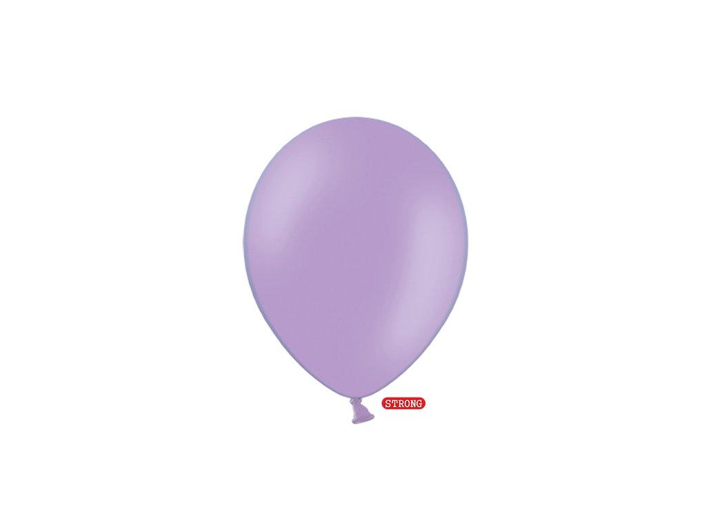 balonek silny pastel levandulovo modry 27cm 01