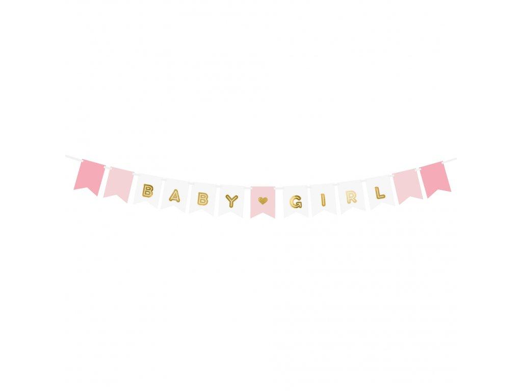 banner baby girl 15x175cm GRL60 01