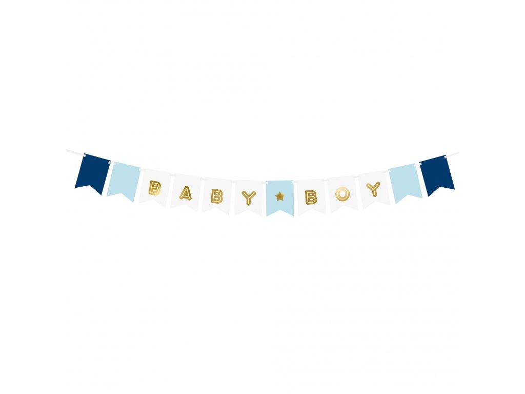 banner baby boy 15x160cm GRL61 01