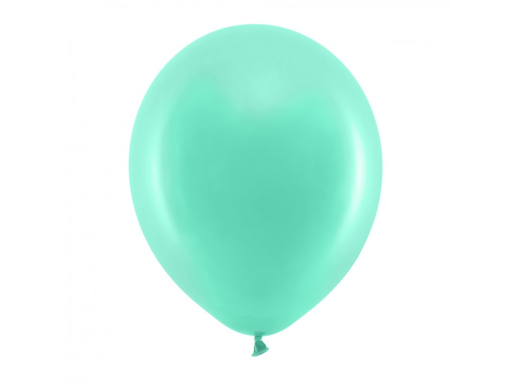 balonek pastel mintovy 30cm RB30P 103 01