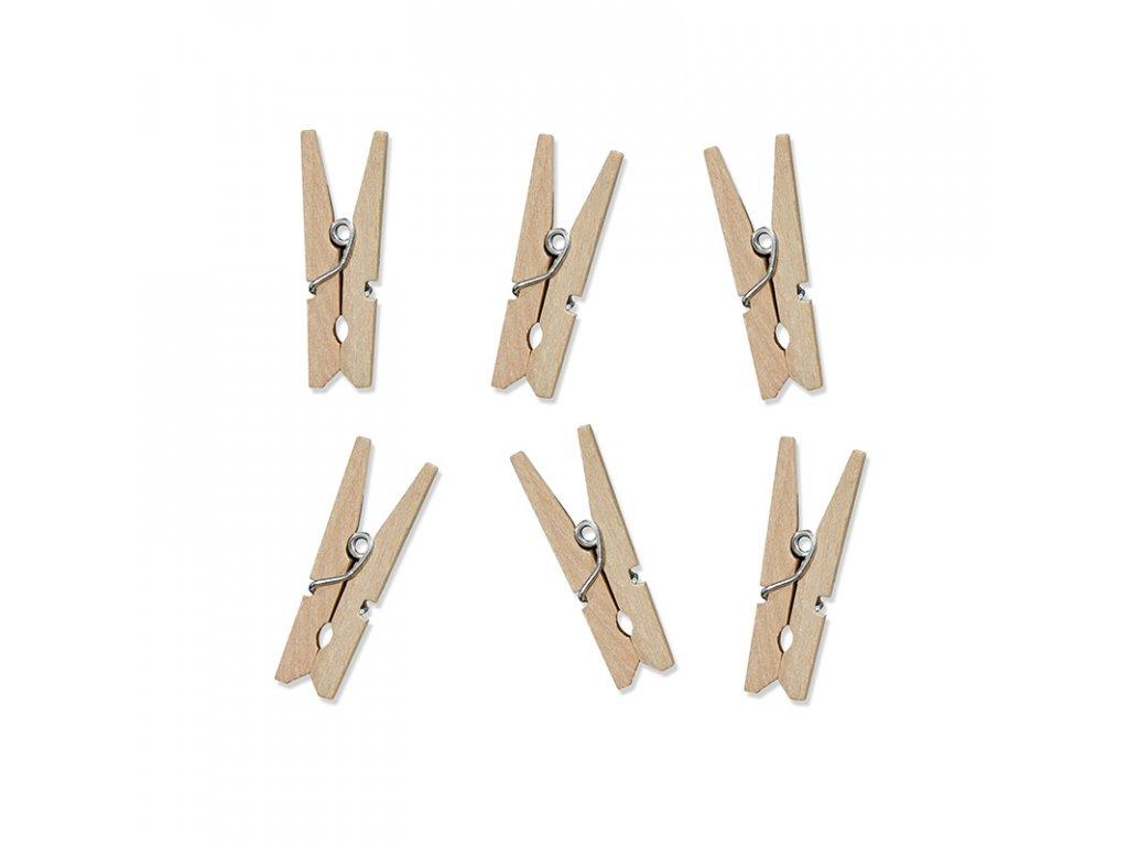 drevene kolicky 3,5cm 10ks KDD 100 01
