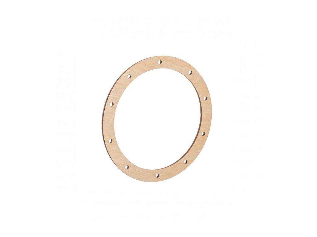 dreveny krouzek lapac snu 10cm CZ455 01