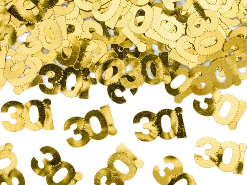 konfety 30 ka zlate 15g KONS35 30 019ME 01