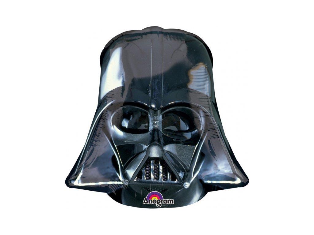 foliovy balonek helma Darth Vader 63x63cm P38 2844501 01