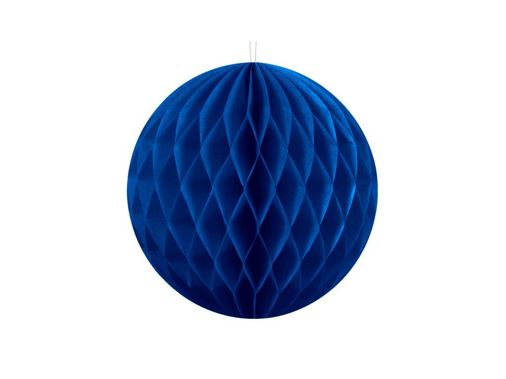 plastvova koule nam modra 10cm KB10 074