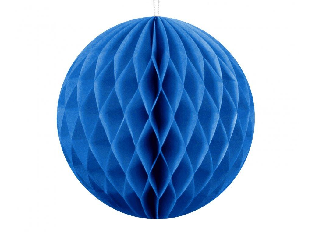 papirova koule modra 10cm KB10 001 01