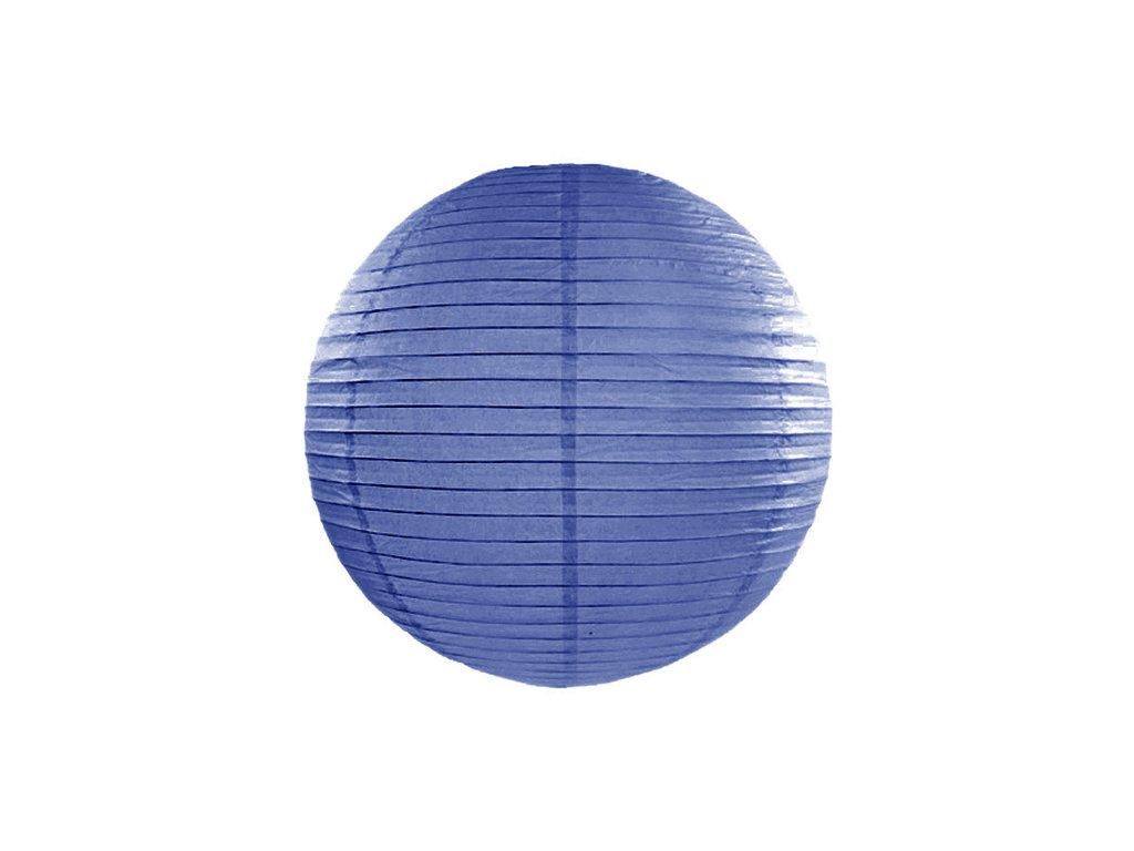 lampion kral modry 20cm LAP20 074R 01