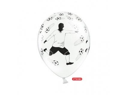 balonek bily fotbalista 30cm SB14P 138 008 01