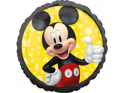 foliovy balonek mickey mouse 71x58cm 4069901