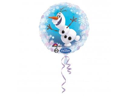 foliovy balonek Frozen Olaf 43cm 3064801