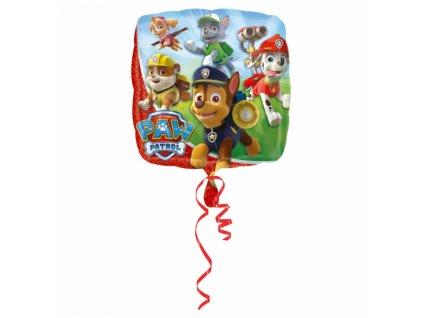 foliovy balonek tlapkova patrola 43cm 3017901