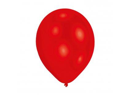 balonky cervene 27,5cm 10ks INT995433 01
