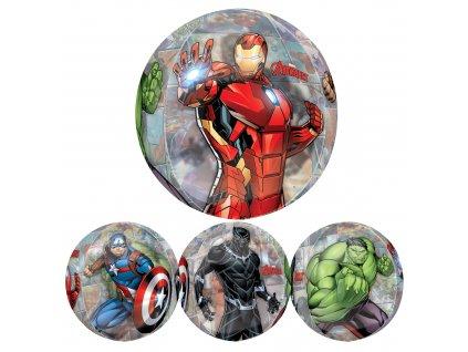 foliova balonkova bulbina Avengers 40cm 4071201 01
