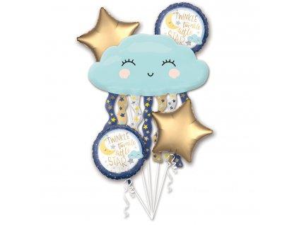 balonkovy set Twinkle 5ks 3850701