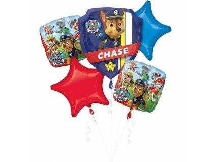 balonkovy buket tlapkova patrola 5ks 3272301