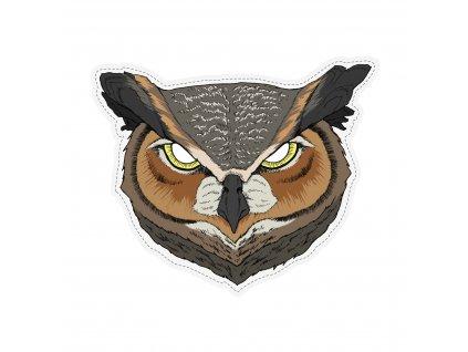 papirova maska sova MASP6 01