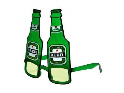 fotorekvizity zelene bryle pivni lahve OKR15 01