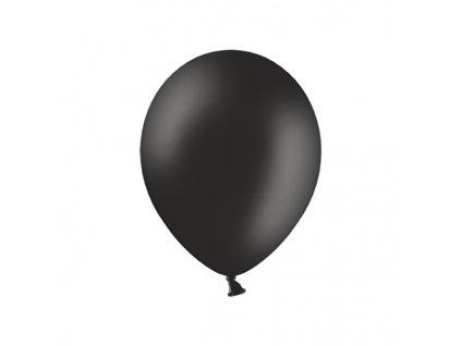 balonek pastelovy cerny 25cm