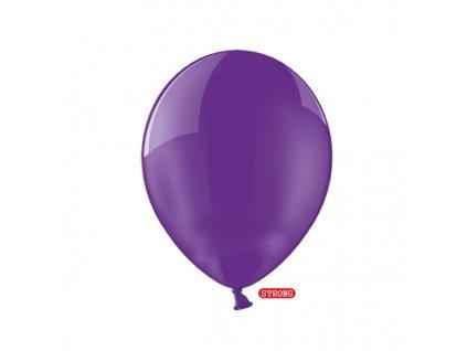 balonek silny kristalove fialovy 27cm 01