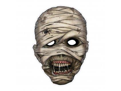 maska mumie 21x29cm MASP10 01