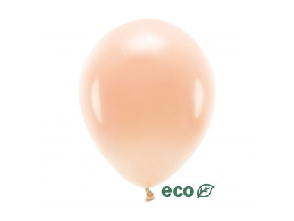 balonky eco broskev 26cm 100ks ECO26P 075 01