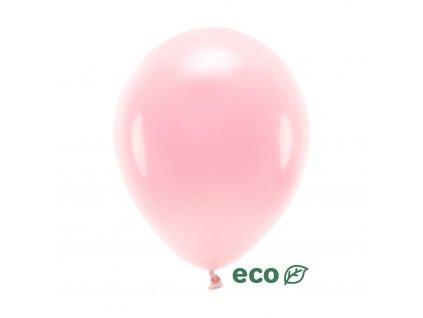 eco balonky ruzovo cervene 26cm 100ks ECO26P 081RM 01