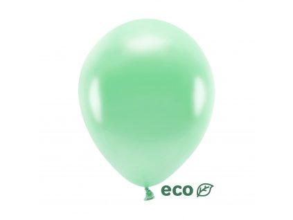 eco balonky mint 26cm 100ks ECO26M 103 01