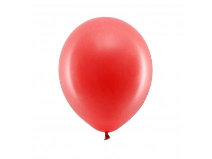 balonek pastel cerveny 23cm RB23PM 007 01