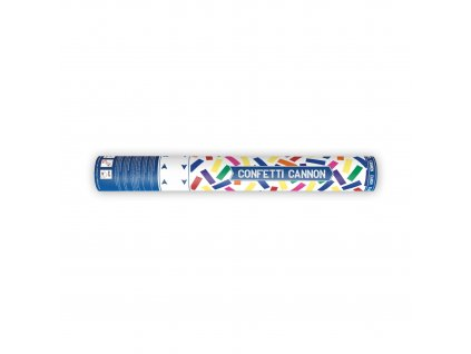 vystrel konfety 40cm mix barev TUKN40 01