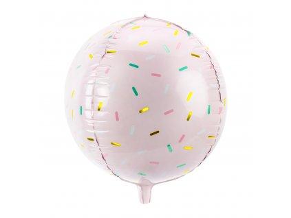 foliovy balonek ruzovy FB46P 081J 01