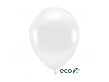 eco balony bile 26cm 100ksECO26M 008 01