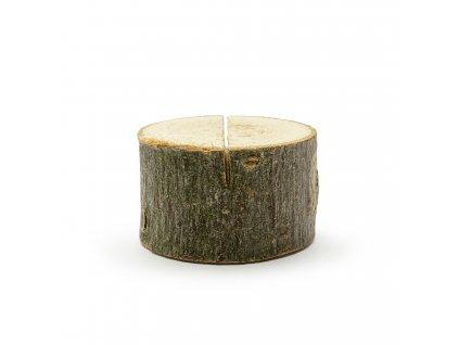 Držáky na jmenovky dřevěné 3-4 cm, 6 ks