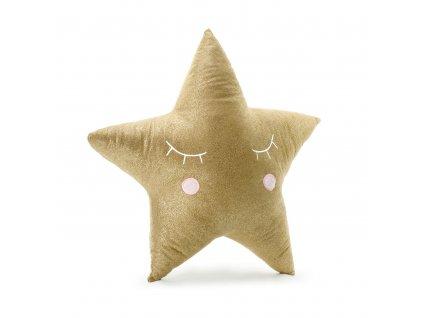 polstar hvezda zlata 42x40cm MA3 01