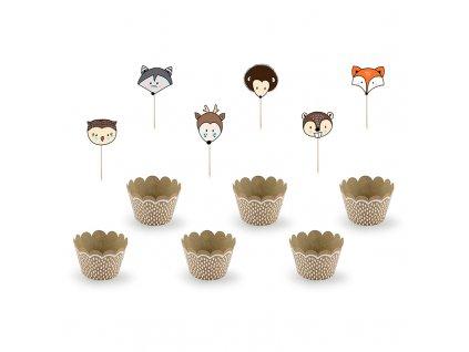 cupcake kit les 6ks ZFM1 01