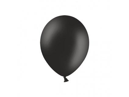 balonek cerny pastel 23cm CB9P 010 01