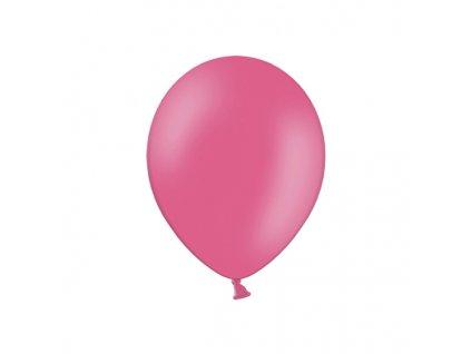 balonek tmave ruzovy pastel 23cm CB9P 006 01