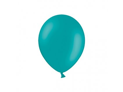 balonek tmave tyrkys pastel 23cm CB9P 083C 01