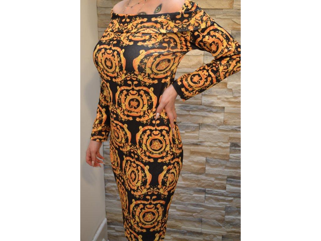 Dámské šaty TATU 1208