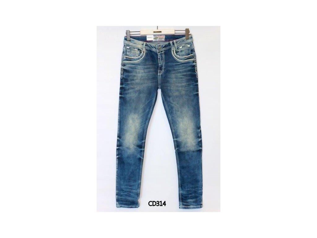 Pánské jeans CIPO & BAXX CD 314