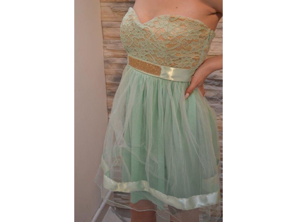 Dámské šaty TATU 6152 / mint
